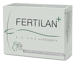 SANAMED Fertilan 60 kapslí