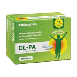 Brainway DL- PA cps.50