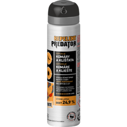 PREDATOR FORTE repelent spray 90ml 25%DEET